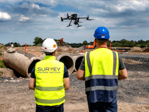 Flight Training Survey Drones