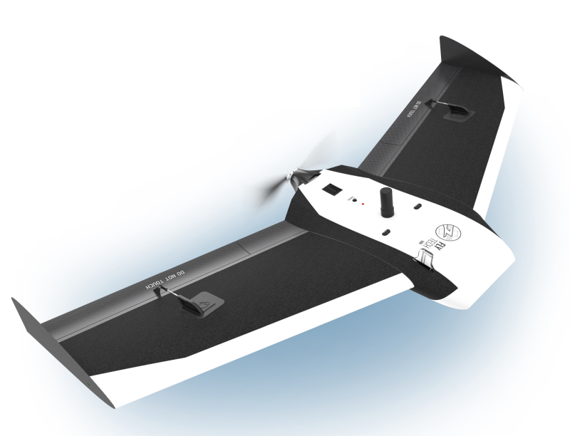 """Image for FlyTech UAV presents the 2 in 1 VTOL update to their surveying Fixed-Wing """"BIRDIE"""""""